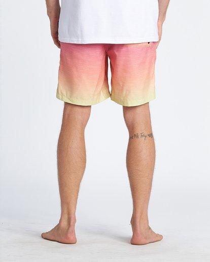 9 All Day Fade Layback Boardshorts Orange M1841BFB Billabong