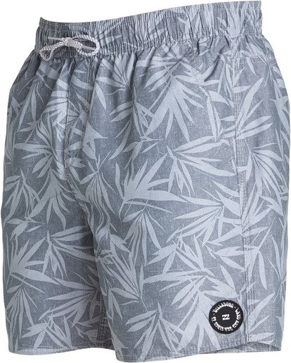 1 All Day Mini Mark Layback Boardshorts Grey M184QBAE Billabong