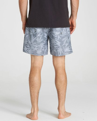 4 All Day Mini Mark Layback Boardshorts Grey M184QBAE Billabong