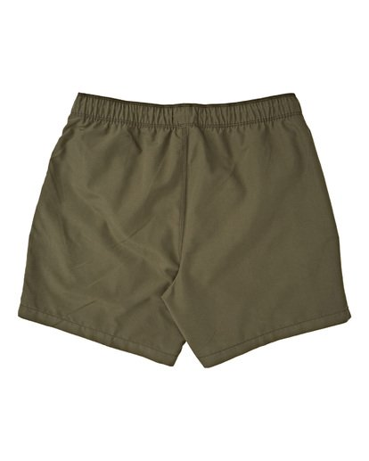 1 All Day Layback Boardshorts Brown M1852BAD Billabong