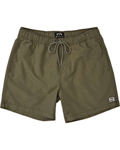 0 All Day Layback Boardshorts Brown M1852BAD Billabong