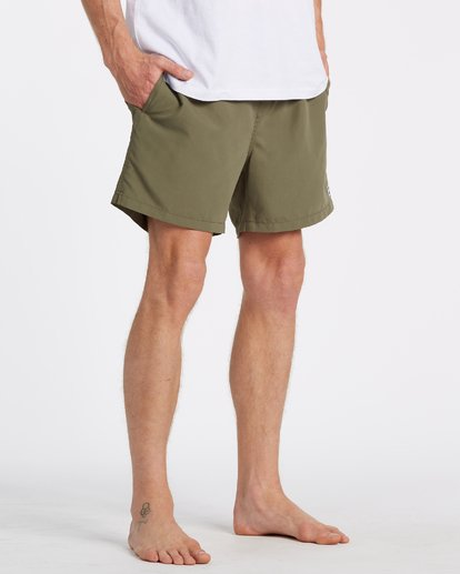 4 All Day Layback Boardshorts Brown M1852BAD Billabong
