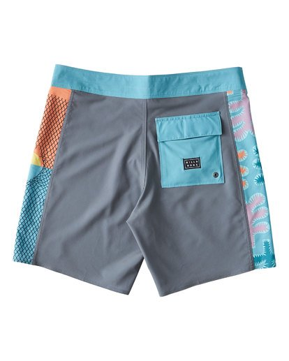 1 Split Scene Boardshorts Grey M185UBSS Billabong