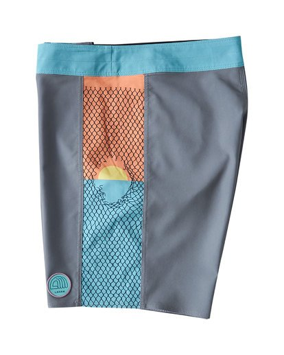 2 Split Scene Boardshorts Grey M185UBSS Billabong