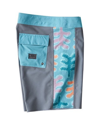 3 Split Scene Boardshorts Grey M185UBSS Billabong