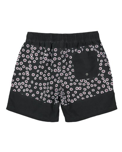 1 Daisy Split Layback Shorts Black M185WBDR Billabong