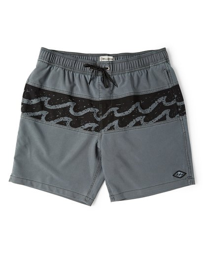 0 Tribong Layback Boardshorts Black M185WBTL Billabong
