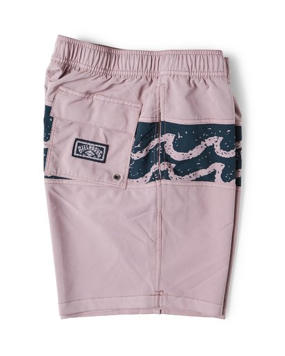2 Tribong Layback Boardshorts Purple M185WBTL Billabong