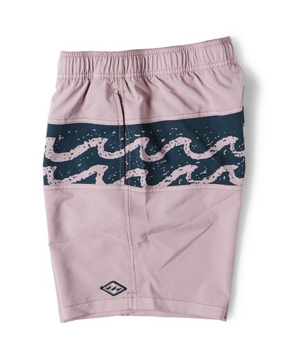 3 Tribong Layback Boardshorts Purple M185WBTL Billabong