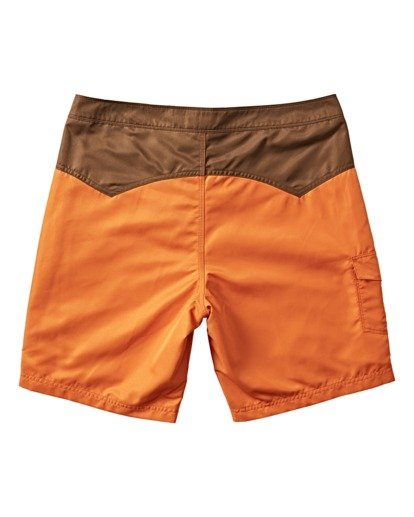 1 Western Boardshorts Red M1901BTW Billabong