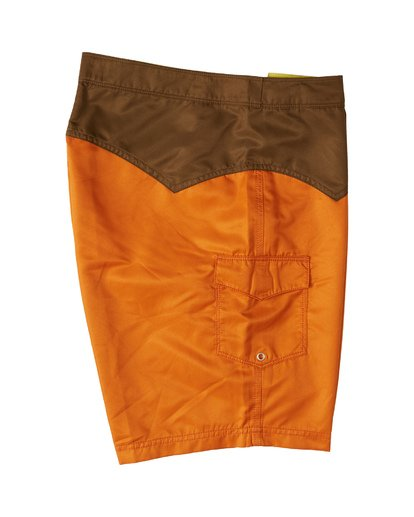 3 Western Boardshorts Red M1901BTW Billabong