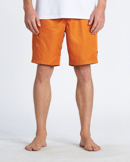 7 Western Boardshorts Red M1901BTW Billabong