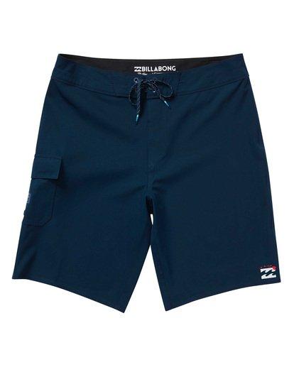 0 All Day X Hawaii Boardshorts Blue M193NBAL Billabong