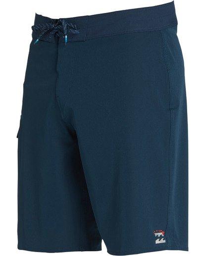 1 All Day X Hawaii Boardshorts Blue M193NBAL Billabong