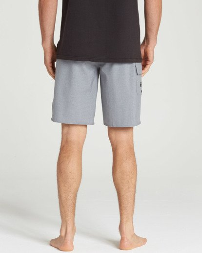 4 All Day X Hawaii Boardshorts Grey M193NBAL Billabong