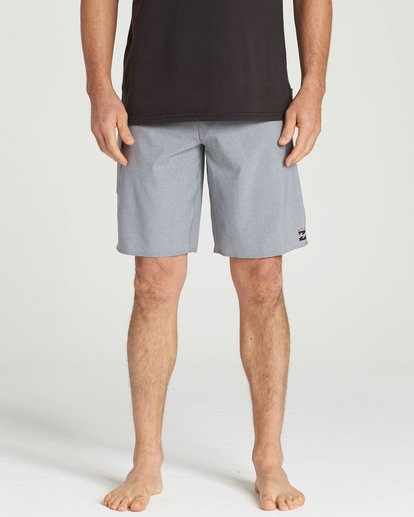 3 All Day X Hawaii Boardshorts Grey M193NBAL Billabong
