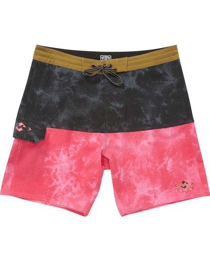 0 Fifty50 Reissue Boardshorts Pink M193QBFR Billabong