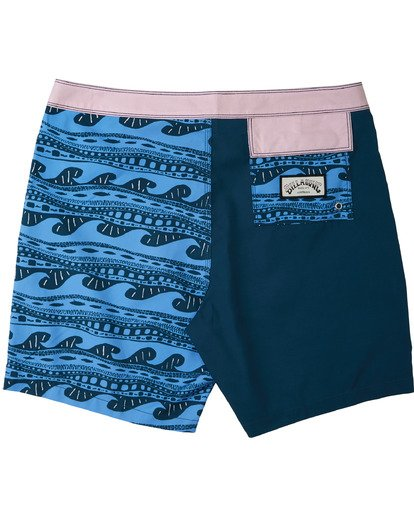 1 Halfrack Originals  Boardshorts Blue M1943BSP Billabong