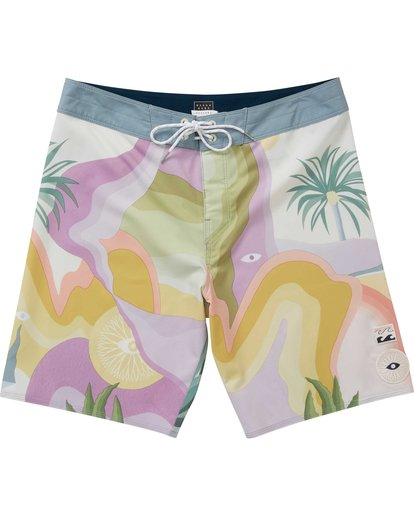 0 Wandering Eyes Boardshorts  M194PBDI Billabong