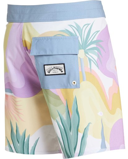 2 Wandering Eyes Boardshorts  M194PBDI Billabong