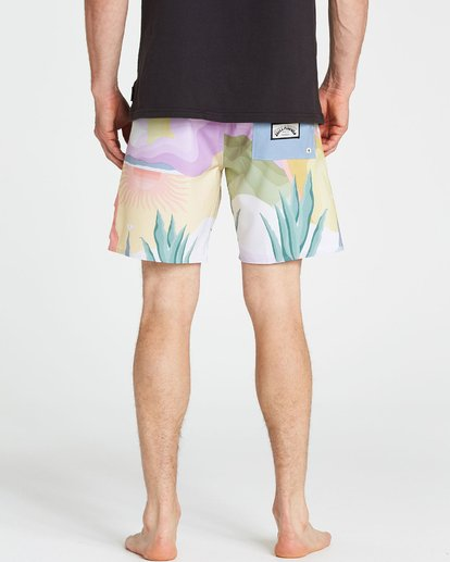 4 Wandering Eyes Boardshorts  M194PBDI Billabong
