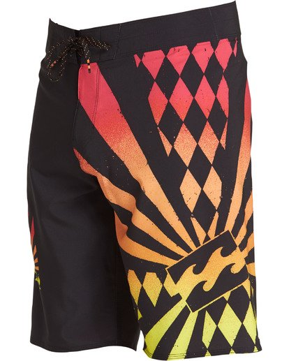 1 Rising Sun Boardshorts Black M195TBAI Billabong