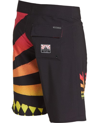 2 Rising Sun Boardshorts Black M195TBAI Billabong