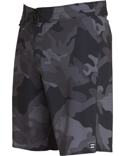 2 All Day Camo Pro Boardshorts Black M196TBAD Billabong