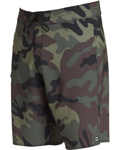 2 All Day Camo Pro Boardshorts Camo M196TBAD Billabong