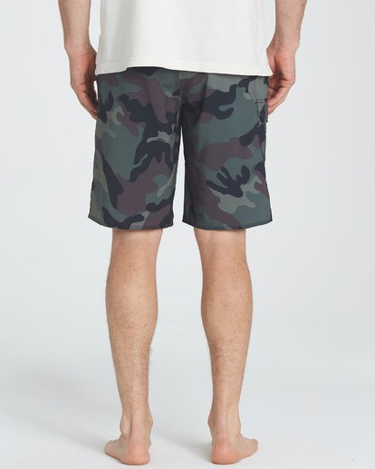 7 All Day Camo Pro Boardshorts Camo M196TBAD Billabong
