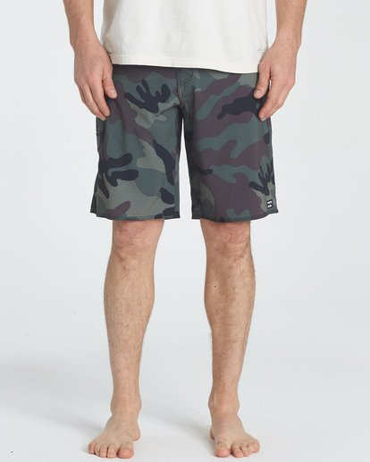 4 All Day Camo Pro Boardshorts Camo M196TBAD Billabong