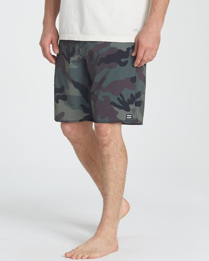 5 All Day Camo Pro Boardshorts Camo M196TBAD Billabong