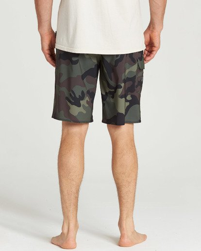 9 All Day Camo Pro Boardshorts Camo M196TBAD Billabong