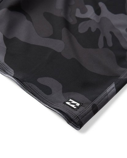 6 All Day Camo Pro Boardshorts Black M196VBAD Billabong