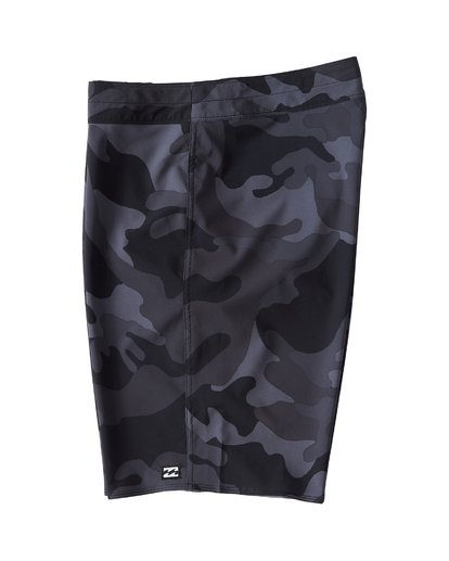 3 All Day Camo Pro Boardshorts Black M196VBAD Billabong