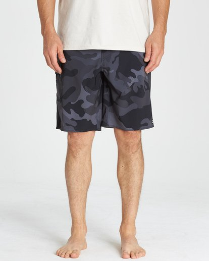 7 All Day Camo Pro Boardshorts Black M196VBAD Billabong