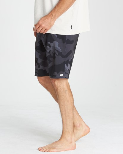 9 All Day Camo Pro Boardshorts Black M196VBAD Billabong