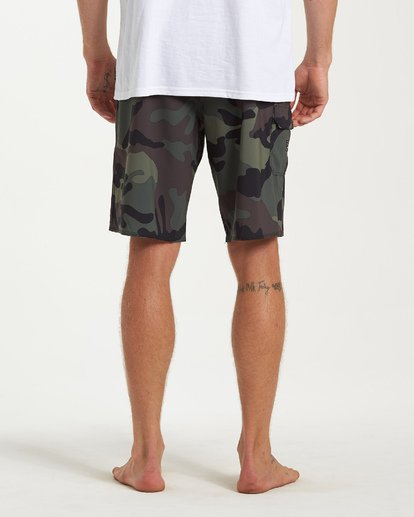 5 All Day Camo Pro Boardshorts Camo M196VBAD Billabong