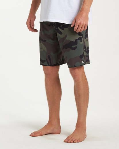 3 All Day Camo Pro Boardshorts Camo M196VBAD Billabong