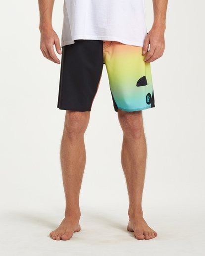 6 Pathway Pro Boardshorts Grey M197WBLP Billabong