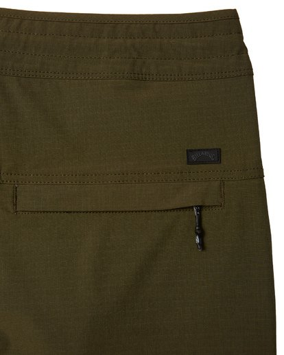 6 Adiv Surftrek Boardshorts Green M1981BSB Billabong