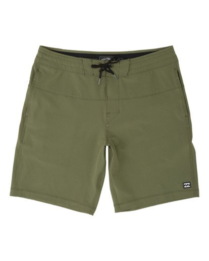 0 Adiv Surftrek Boardshorts Green M1981BSB Billabong