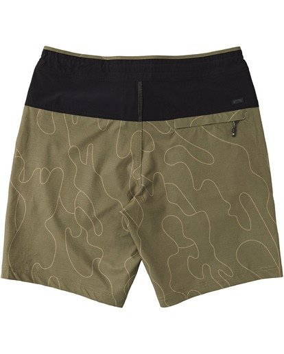 1 Adiv Surftrek Boardshorts Green M1983BSB Billabong
