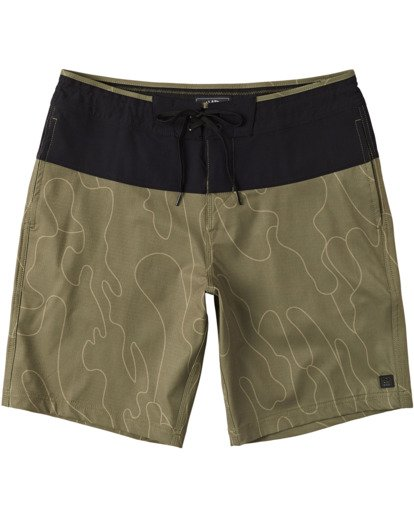 0 Adiv Surftrek Boardshorts Green M1983BSB Billabong