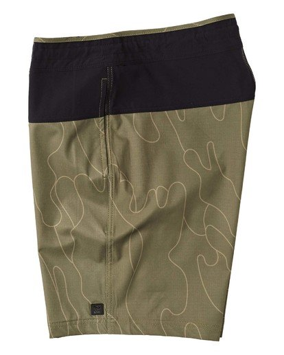 2 Adiv Surftrek Boardshorts Green M1983BSB Billabong