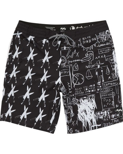 0 Knives Lo Tides Boardshorts  M198PBKN Billabong