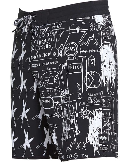1 Knives Lo Tides Boardshorts  M198PBKN Billabong