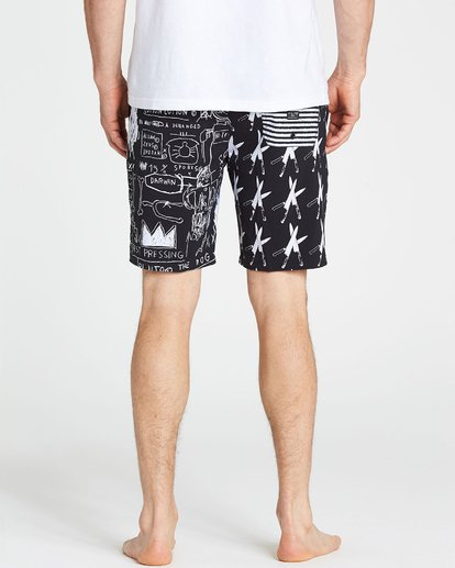 4 Knives Lo Tides Boardshorts  M198PBKN Billabong