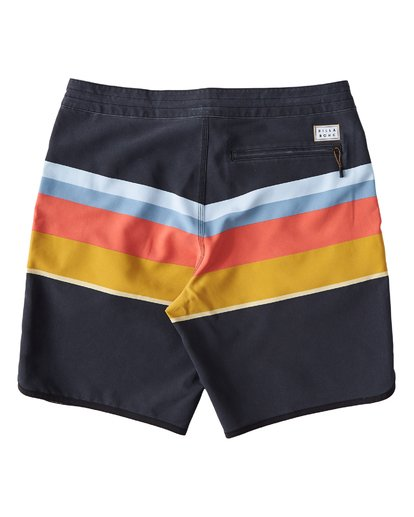 1 73 Stripe LT Boardshorts Blue M198VBSP Billabong