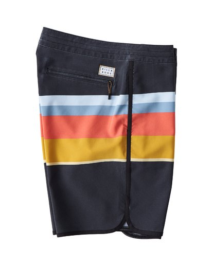 2 73 Stripe LT Boardshorts Blue M198VBSP Billabong